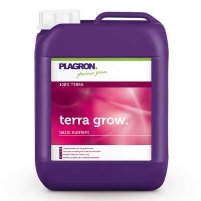 Plagron Terra Grow 5 l - růstové hnojivo