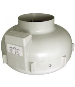 Ventilátor Prima Klima 125mm, 420 m³/h - 1-rychlostní