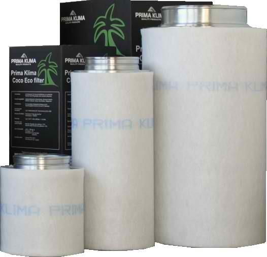 Prima Klima ECO filter K2604 200mm, 1000m3/h, pachový filtr