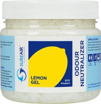 Sure air Gel 1 kg Lemon