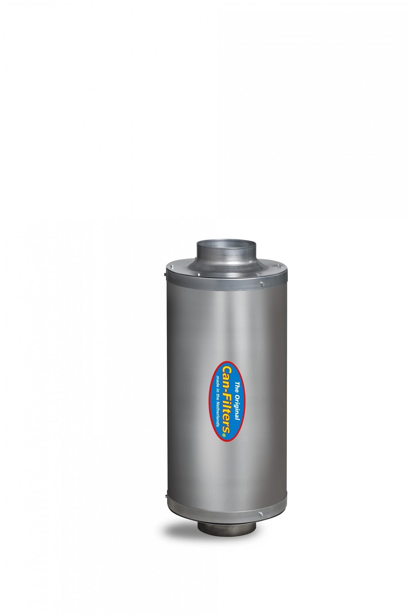 Can průběžný filtr 600 m³/h, příruba 160 mm