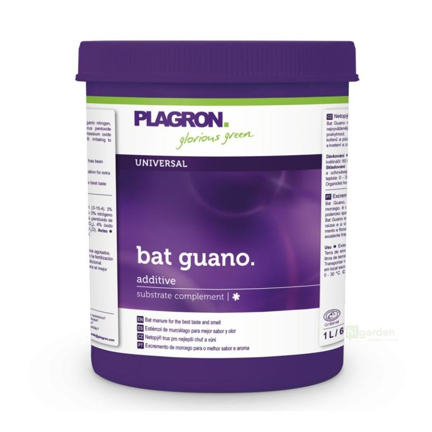 Plagron Bat Guano 1l, netopýří trus