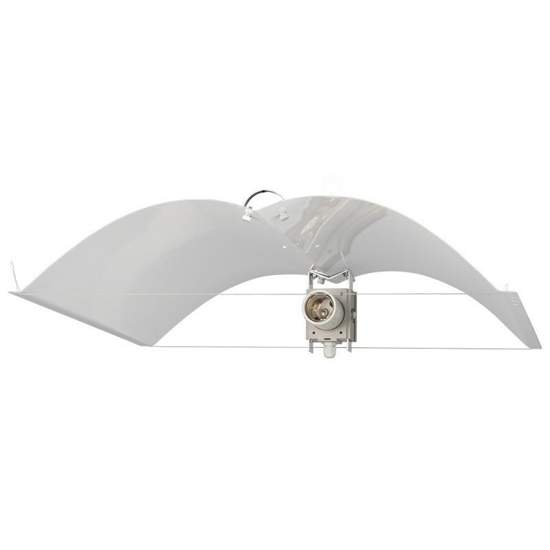Stínidlo Adjust-A-Wings Defender Large + objímka IEC kabel (bez tep. štítu)
