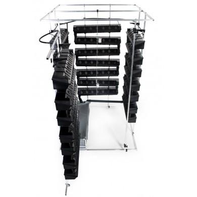 Hydroponický systém VAKPLAST 4SV - čtyřstěnný velký