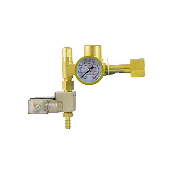 Ecotechnics CO2 ventil - regulátor