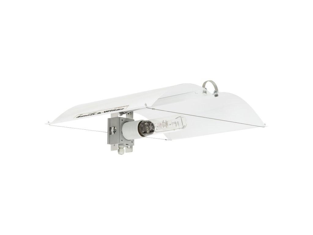 Stínidlo Adjust-A-Wings Defender Small + objímka (bez tep. štítu)