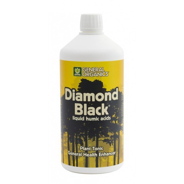 GHE GO Diamond Black 500ml