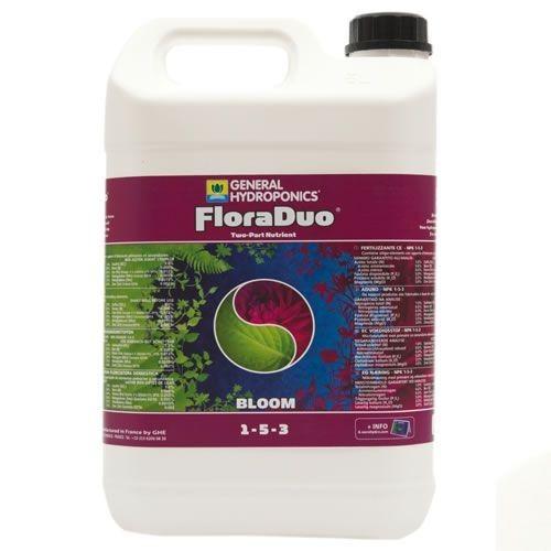 GHE FloraDuo Bloom 10L