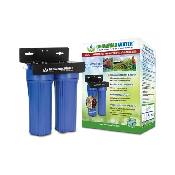 GrowMax Water uhlíkový vodní filtr ECO Grow 240 l/h