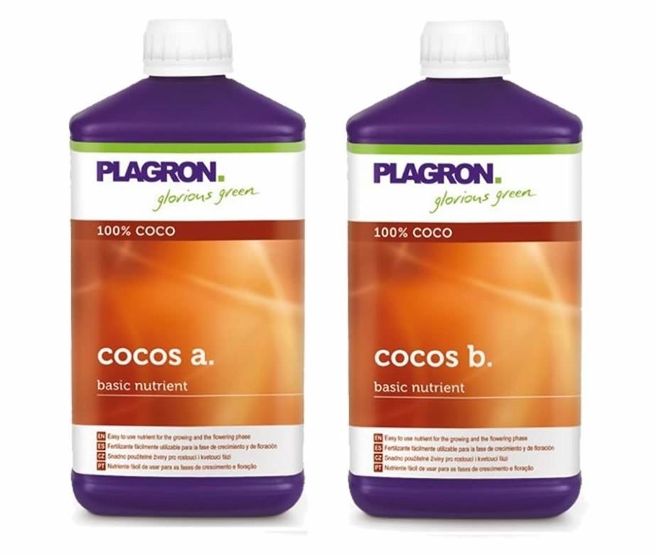 Plagron Cocos (A+B) 1 l
