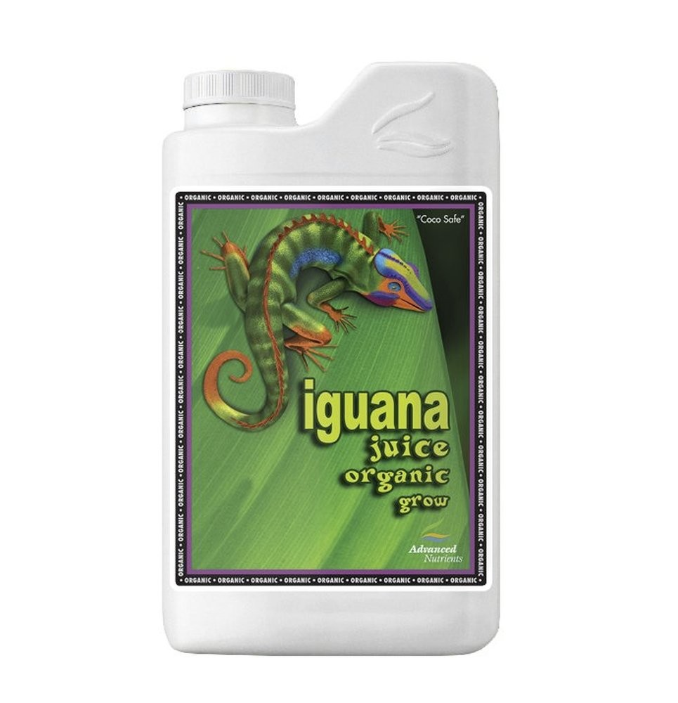 Advanced Nutrients Iguana Juice Organic Grow OIM 1 L