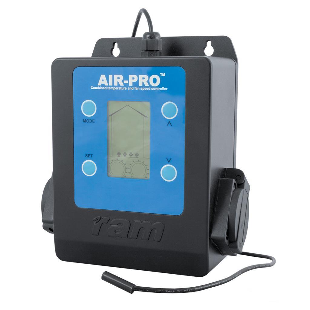 RAM AIR-PRO II - regulátor otáček 2x7A