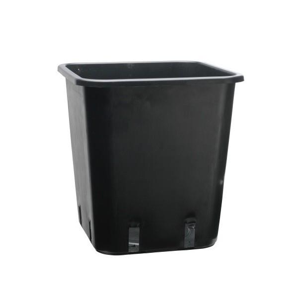 Květináč plastový 15x15x20 - 4l (100ks)