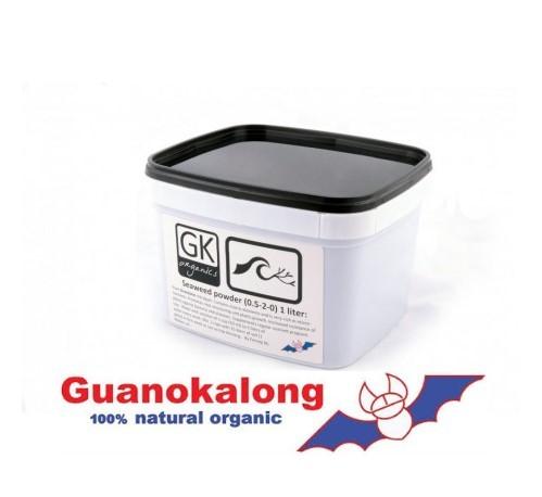 Guanokalong Mořská řasa prášek 1 l