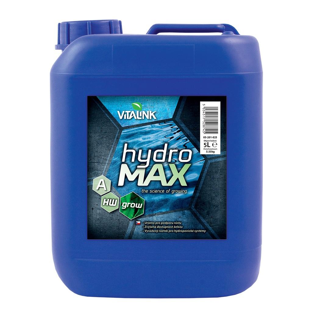 VitaLink Hydro MAX Grow HW (A+B) 5L