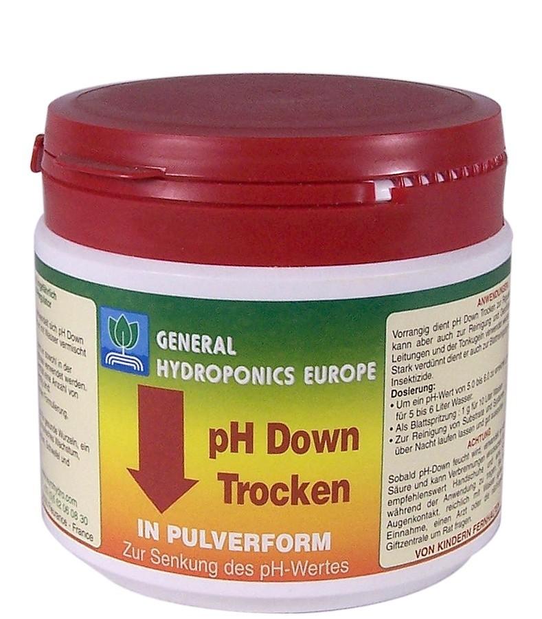 GHE pH Down - Krystaly 500g