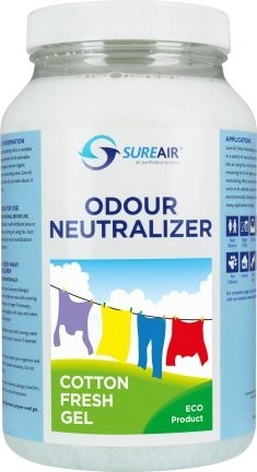 Sure air Gel 3 kg Fresh Cotton