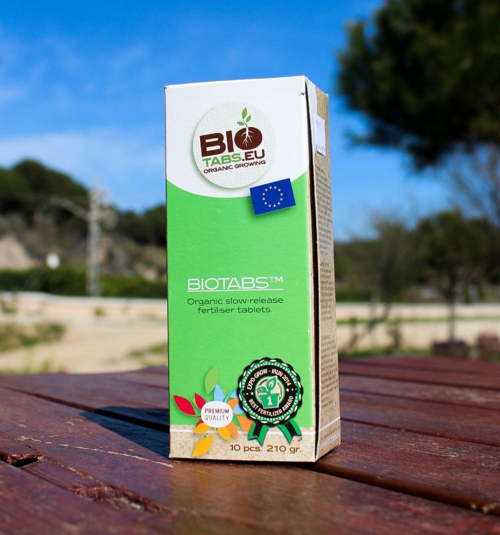Biotabs Tablety 10ks
