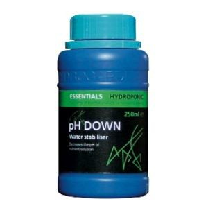 Essentials pH Down 81% 250ml