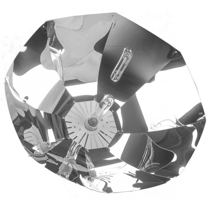 Lumatek Shinobi Miro Ø80 cm parabolické stínidlo