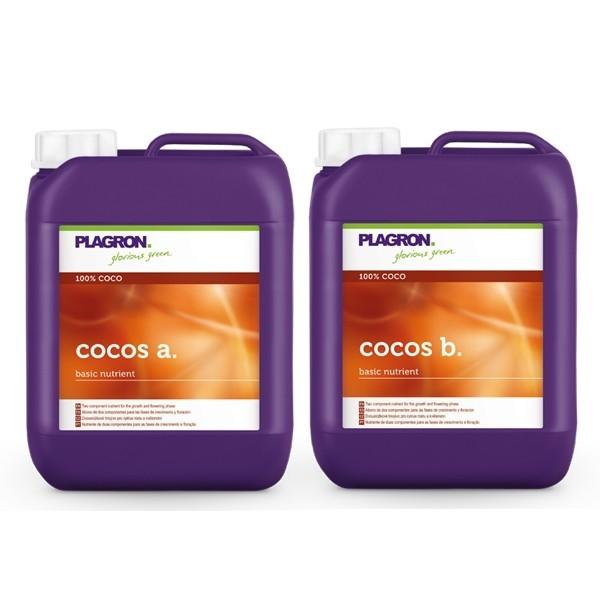 Plagron Cocos (A+B) 5 l