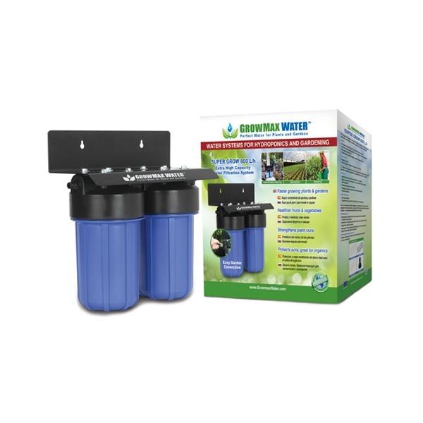 GrowMax Water Vodní uhlíkový filtr Super Grow 800 l/h