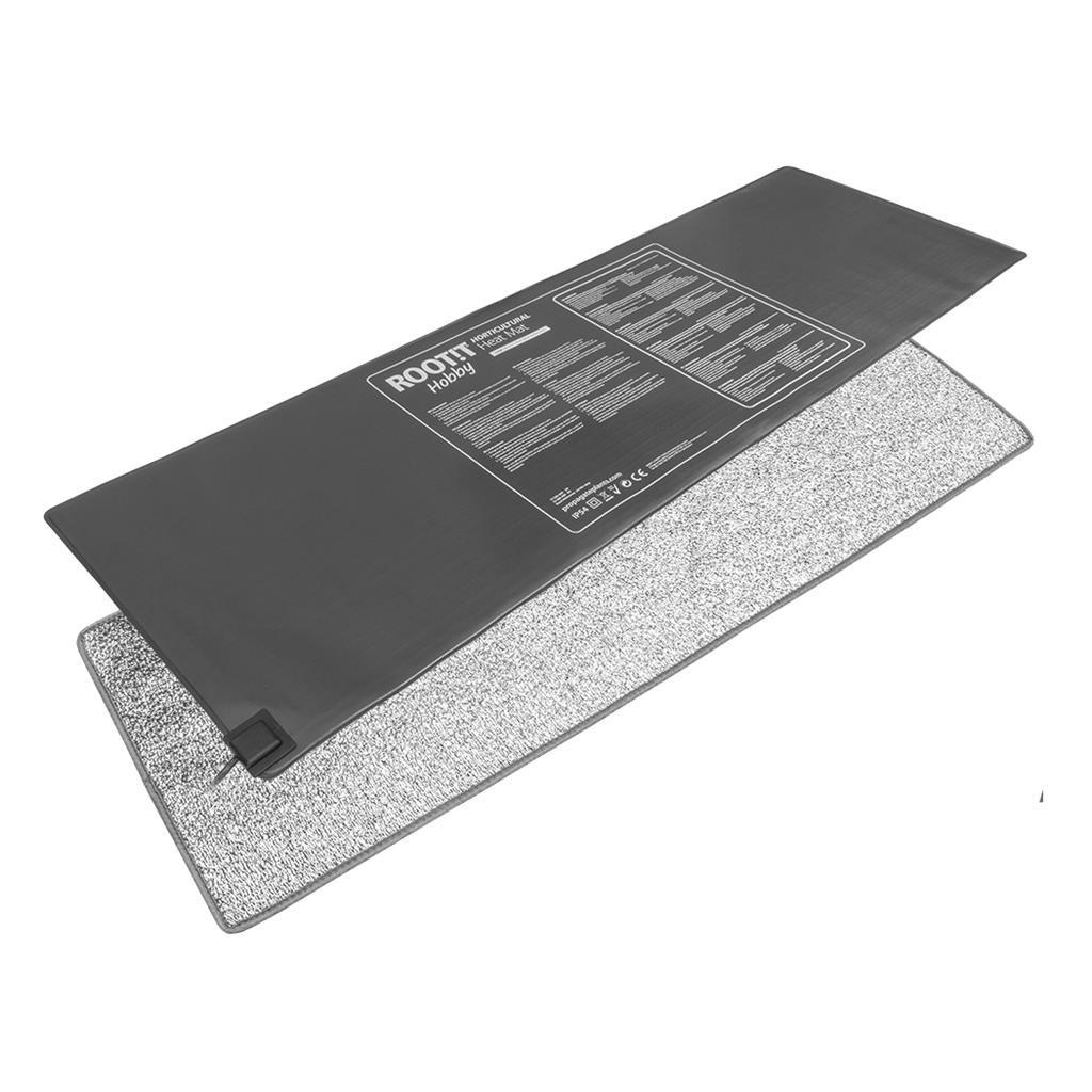 Root!t Hobby - Výhřevná podložka velká (40x120 cm, 60 W) + izolace