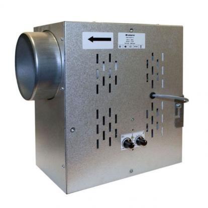 KSAu 200mm/850m3, ventilátor s regulací teploty
