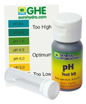 GHE pH test kit 60ml