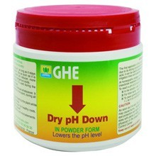 GHE pH Down - Krystaly 250g