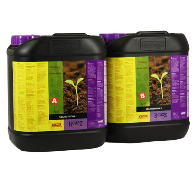 Atami B'cuzz Soil A+B 5L