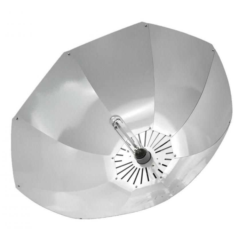Lumatek Shinobi White Ø80 cm parabolické stínidlo