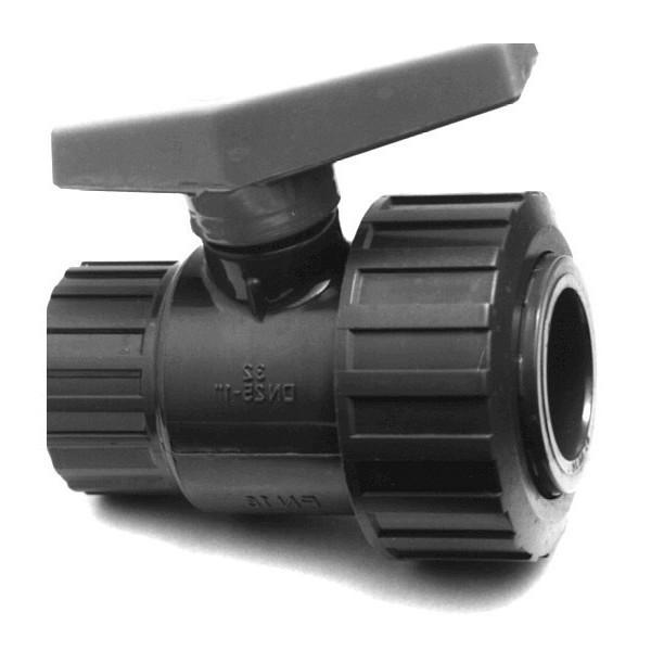 """Irritec Kulový ventil 1"""" vnitřní/vnější závit"""