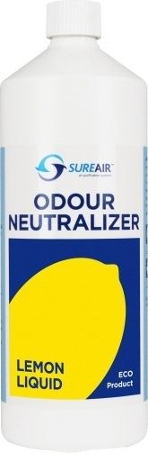 Sure air Liquid 1l Lemon