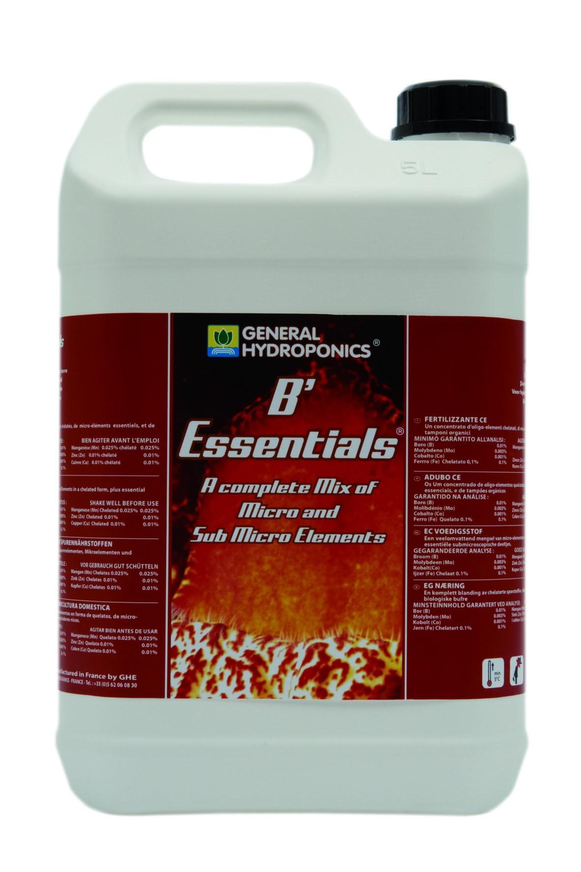 GHE B' Essentials 5L