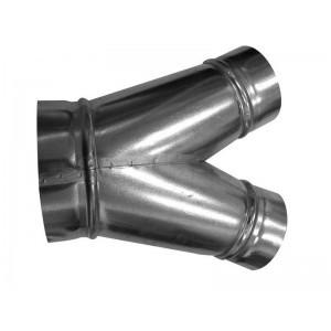 Kalhotový kus 125-125-160 mm