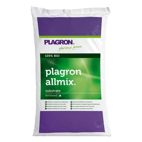 Plagron Allmix 50L, pěstební substrát