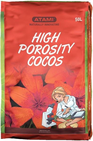 ATAMI High Porosity Cocos 50L, kokosový substrát s perlitem