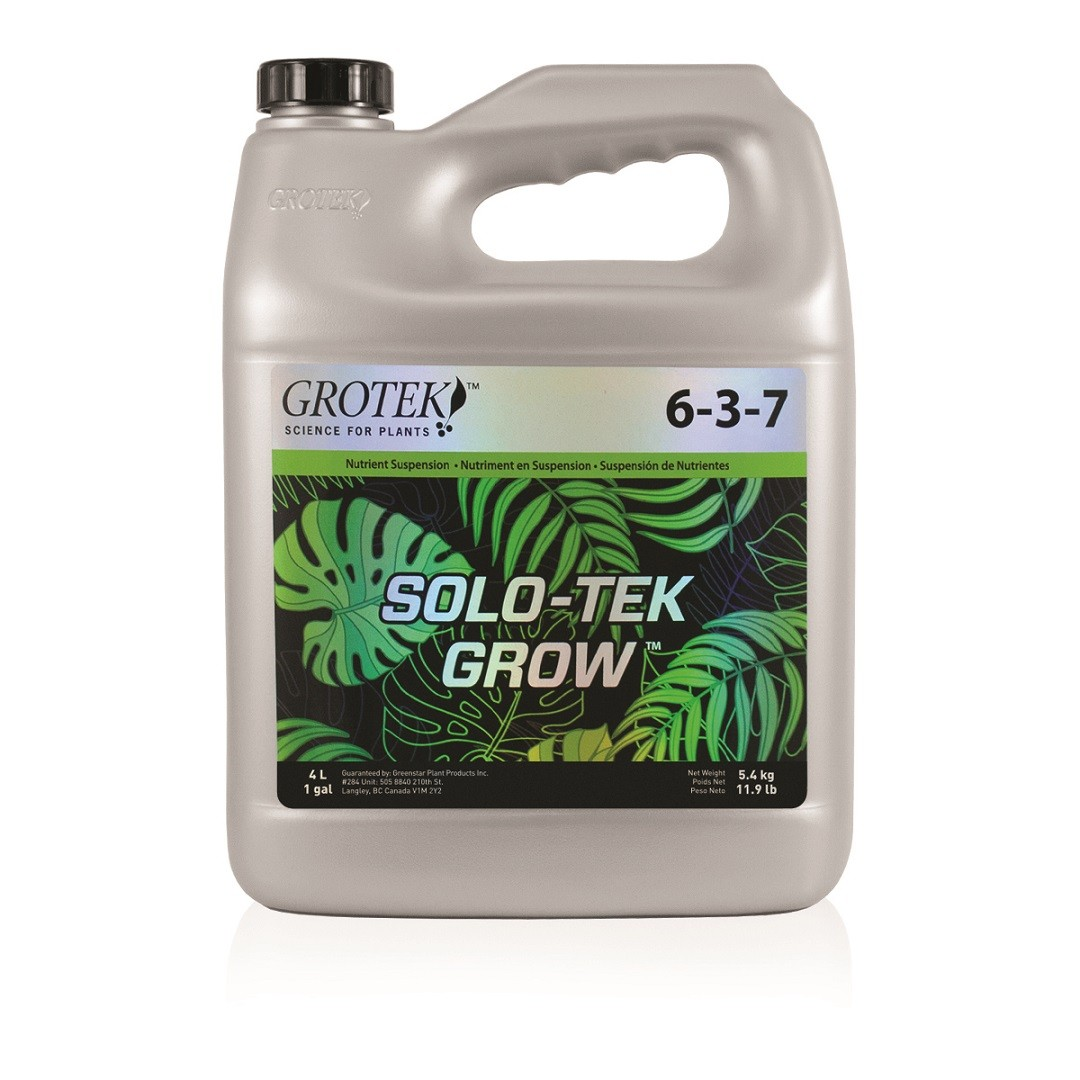 Grotek Solo-tek Grow 4 l