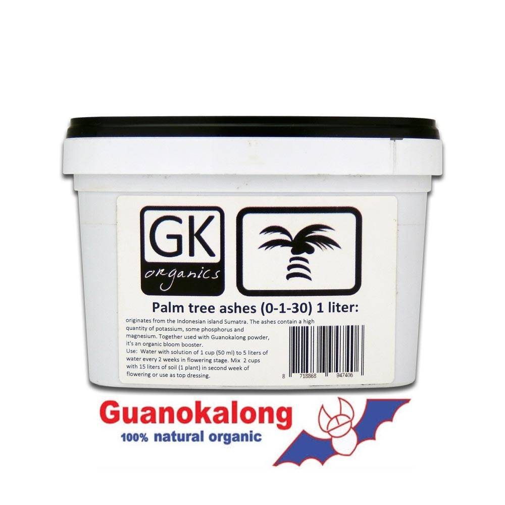 Guanokalong Palm Tree Ash 1 l