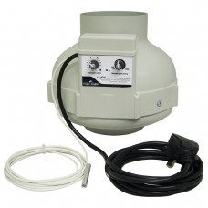 Ventilátor Prima Klima 150mm, 760m3/h, ventilátor s regulací teploty