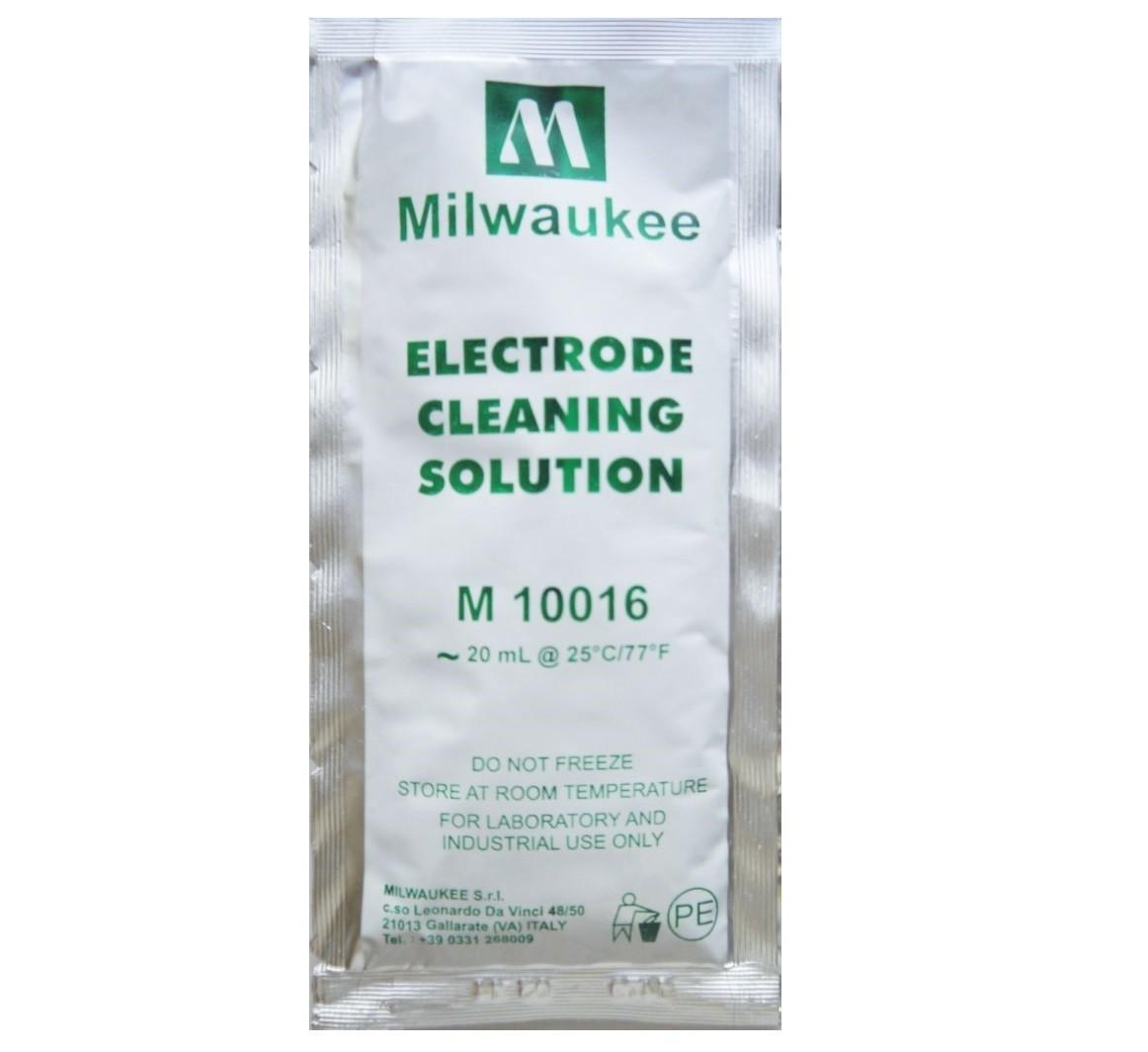 Čistící roztok na pH elektrody Milwaukee 20ml