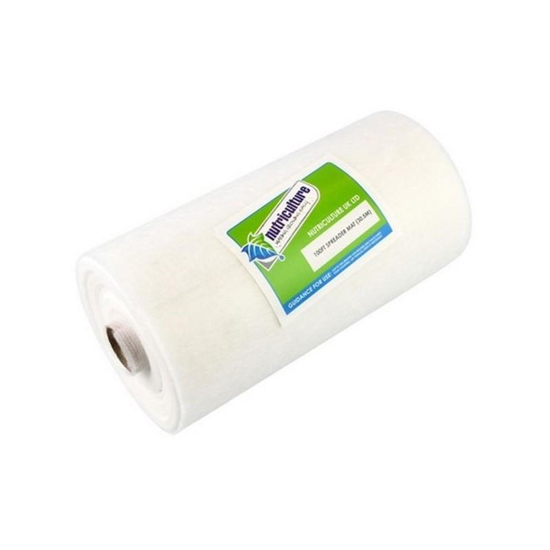 Nutriculture spreader mat netkaná textilie - 7,6m x 20cm
