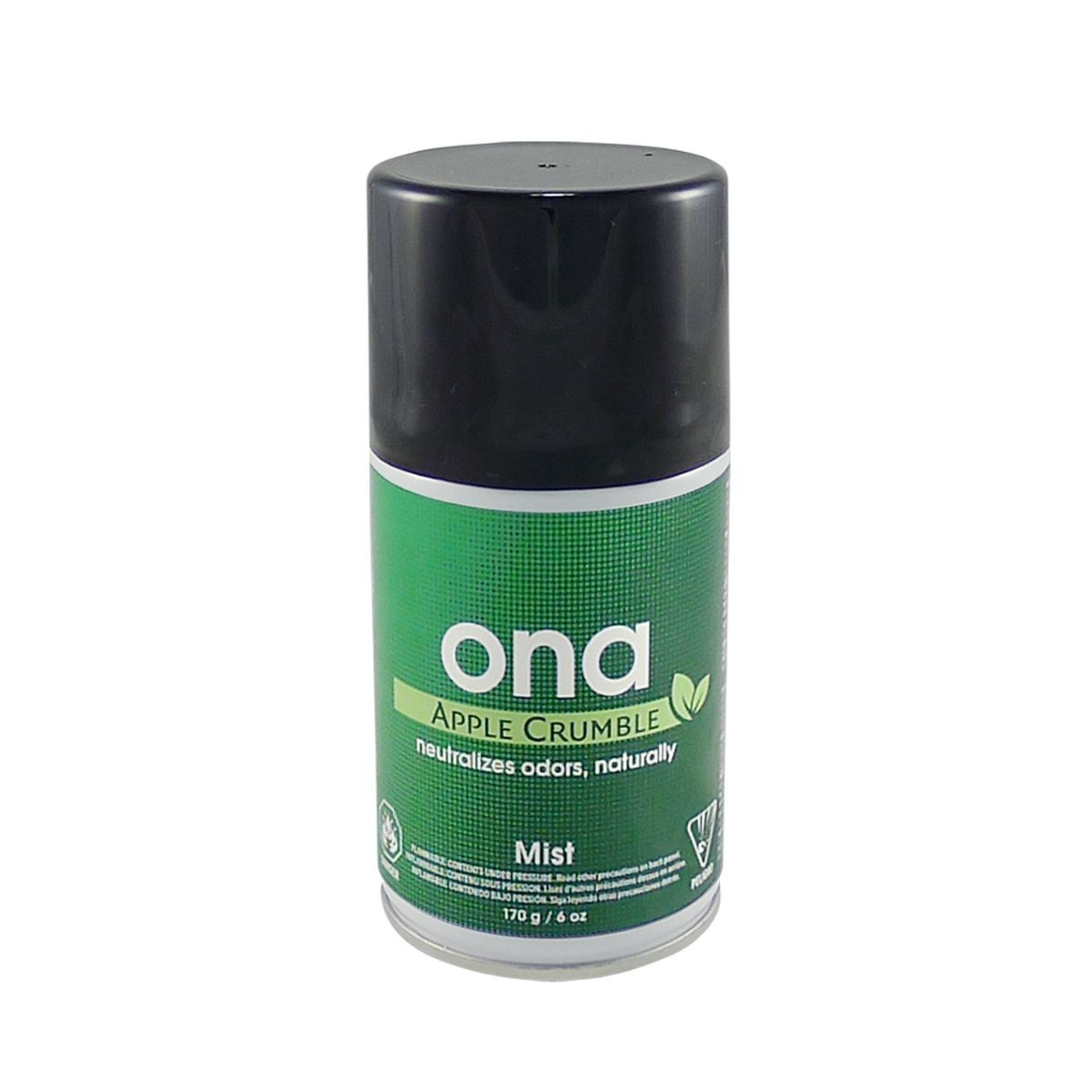 Ona Mist Aerosol 170g - Apple Crumble
