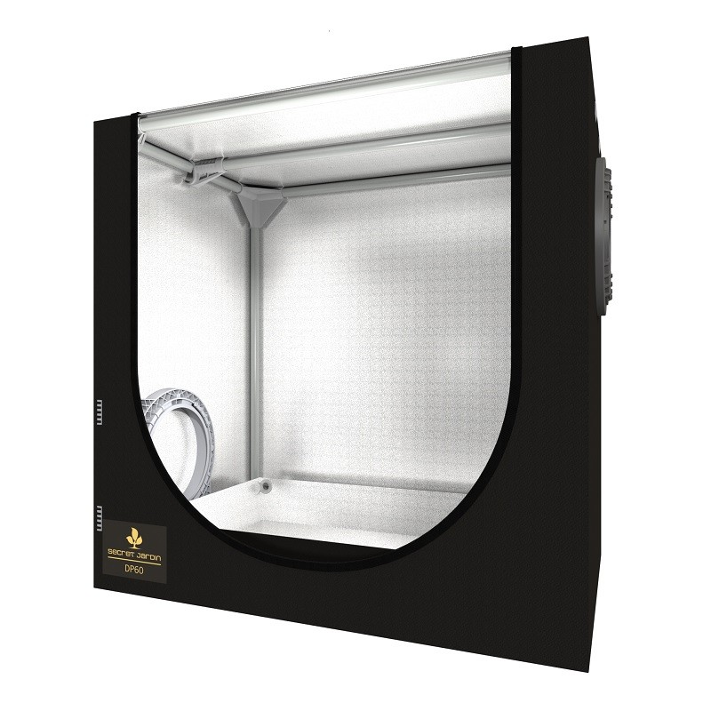 Secret Jardin Dark Propagator (60x40x60 cm) rev. 4.0