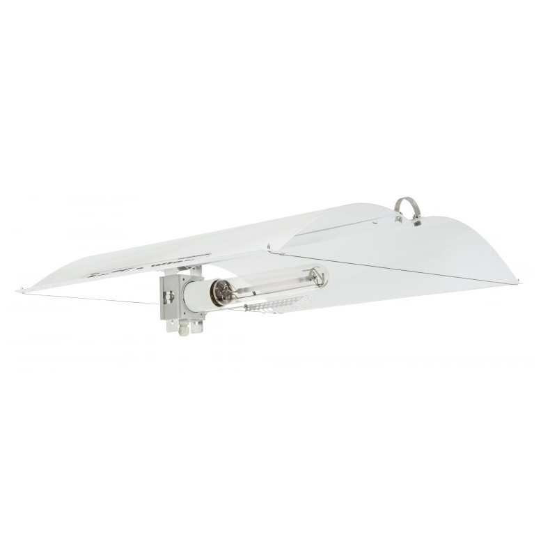 Stínidlo Adjust-A-Wings Defender Large + objímka IEC kabel + tepelný štít