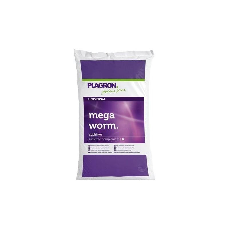 Plagron Mega Worm 25l, žížalí trus