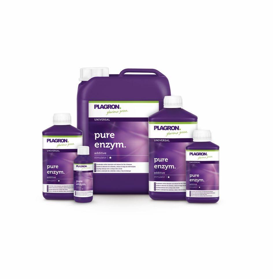 Plagron Pure Zym 5 l - enzymy