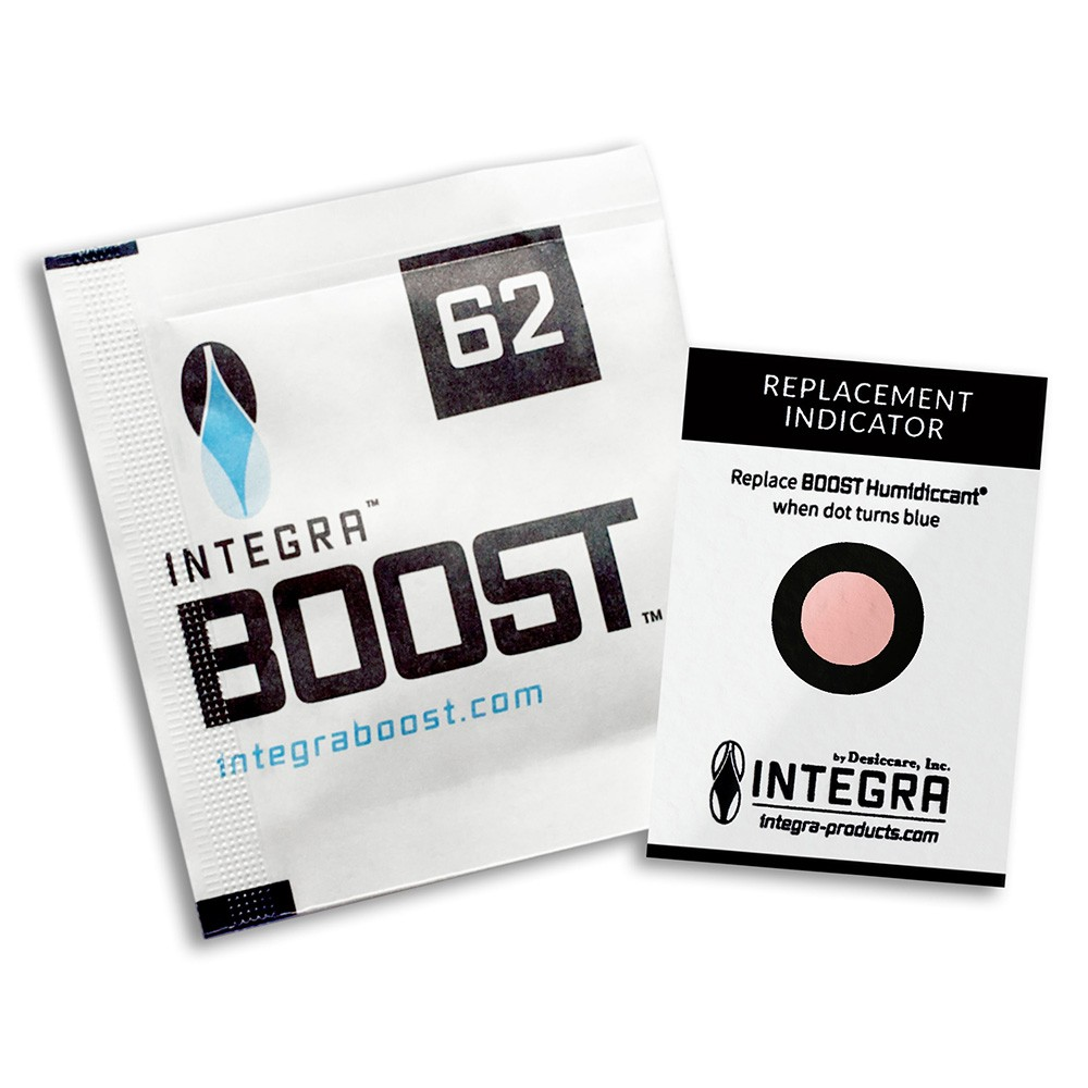 Integra Boost 8g, 62% vlhkost, 1ks