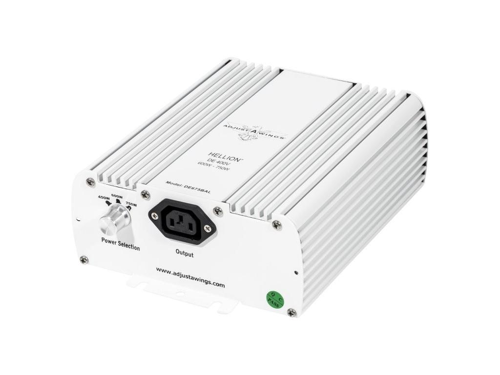 Adjust-A-Wings HELLION digitální předřadník 750W 400V